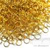 ห่วงกลม 5 มม. สีทอง (10 กรัม)