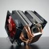 ชุดพัดลม Cooler Boss X3 3 พัดลม ทองแดงใหญ่ 6 เส้น