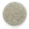 ลูกปัดเม็ดทราย 12/0 สีเงิน (100 กรัม)