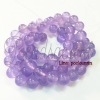 หิน lavender amethyst 10มิล (39 เม็ด)