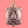 เหรียญพญาเต่าเรือน หลวงปู่หลิว วัดไร่แตง รุ่น เจ้าสัว 111 ปี เนื้อทองแดง กล่องเดิม ปี 2557