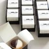ไอเดียสำหรับการพิมพ์ สติ๊กเกอร์ฉลากสินค้า // สไตล์การออกแบบ ดีไซน์แบบเรียบๆ มีสไตล์ ฉลากไว้ใช้สำหรับ แปะกล่องขนม คุกกี้ โดนัท