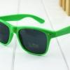 แว่นตากันแดดแฟชั่นเกาหลี สีเขียว