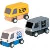 ของเล่นเสริมพัฒนาการ ชุด Delivery van