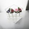 กล่องใส่ดอกกุหลาบ แบบ 16 ดอก / acrylic-flower-box