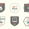 ฉลากสำหรับธุรกิจคุณ สไตล์การออกแบบดีไซน์แบบเรียบๆแต่มีสไตล์ ฉลากไว้ใช้กับแพคเกจเกี่ยวกับธุรกิจร้านเกมส์,ขายเกมส์เพลย์ // ตัวอย่างดีไซน์ สติ๊กเกอร์ฉลาก Chill Shop Package
