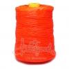 เชือกเทียน ตรากีตาร์ สีส้มสะท้อน (500 หลา)