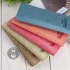 กระเป๋าสตางค์หนังใบยาว WOERFU คละสี