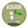 เข็มกลัด 5.8 Proudly Muslim Blogger