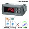 WOOREE AUM-2KN23F Defrost , Cooling , Fan , Buzzer alarm