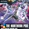 HGBC 1/144 027 The Nothern Pod