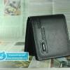 กระเป๋าสตางค์ผู้ชาย MP081 [สีดำ]