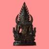 พระพุทธชินราช วัดบวรนิเวศวิหาร เนื้อนวโลหะ ปี 2536 กล่องเดิม