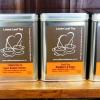 ไอเดียสำหรับการพิมพ์ สติ๊กเกอร์ฉลากสินค้า // สไตล์การออกแบบ ดีไซน์แบบเรียบๆ แต่มีสไตล์ ฉลากไว้ใช้สำหรับ แปะกับกล่องสแตนเลส,กล่องใส่ชา
