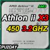 [AM3] Athlon II X3 450 3.2Ghz