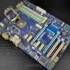 Gigabyte GA-B75-D3V + เพลตหลัง