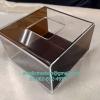 กล่องทิชชูป๊อบอัพ สีชา(น้ำตาล)
