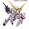SD Gundam EX-Standard 005 Uunicorn Gundam (Destroy Mode)