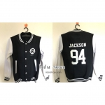 เสื้อแจ็คเก๊ต GOT7 Jackson Size : M