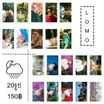 LOMO CARD EXO KOKOBOP 20 รูป