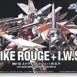 HG 1/144 01 Strike Rouge+I.W.S.P.