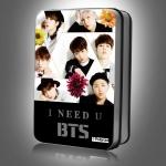 โพราลอยด์ + กล่องเหล็ก BTS I NEED U