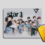 แผ่นรองเม้าส์ Seventeen Star1