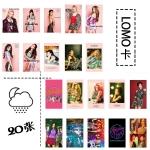 การ์ด LOMO 20รูป+ไม้หนีบ Girls Generation Holiday Night