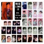 LOMO CARD EXO SEHUN 03