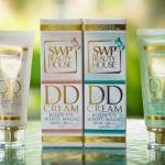SWP Beauty House DD Cream UV White Magic ดีดี ครีม น้ำแตก ครีมพอกตัวขาว