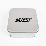 กล่องเหล็ก NU'EST สีเงิน