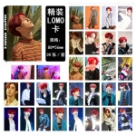 LOMO CARD GOT7 7 FOR 7 MARK