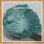 Mica Light Green 7406