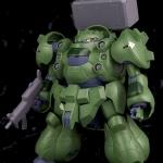 HGI-BO 1/144 008 Gundam Gusion