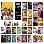 LOMO CARD GOT7 EYES ON YOU