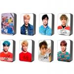 LOMO CARD +กล่องเหล็ก BTS 2017 Love Yourself