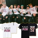 เสื้อยืด BTS EPILOGUE (ระบุสี ไซส์)