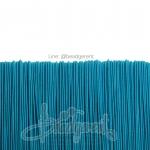 ยางยืด เส้นกลม 1มม. สีฟ้า (144 หลา)