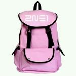 กระเป๋าเป้ 2ne1 สีชมพู