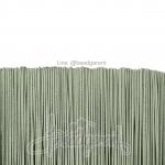 ยางยืด เส้นกลม 1มม. สีเทาอมเขียว (144 หลา)