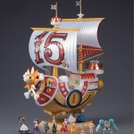 In Earnest Sailing Thousand Sunny TV Anime 15 Anniversary Ver.