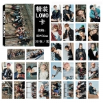 LOMO CARD BTS YOU NEVER WALK ALONE