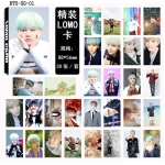 LOMO CARD BTS YOUNGFOREVER SUGA 30รูป