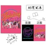 สมุดโน๊ต Girls Generation Holiday Night