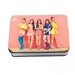 LOMO CARD + กล่องเหล็ก Red Velvet Summer Magic 40รูป