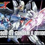 HGAW 1/144 118 Gundam X Divider