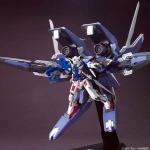HG00 1/144 13 GN Arms Type E + Gundam Exia (Trans-Am Mode)
