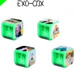 นาฬิกา LED EXO CBX