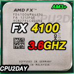 [AM3+] FX-4100 3.6Ghz Turbo 3.8Ghz