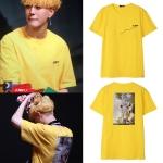 เสื้อยืด Yugyeom GOT7 Style -ระบุสี ไซส์-